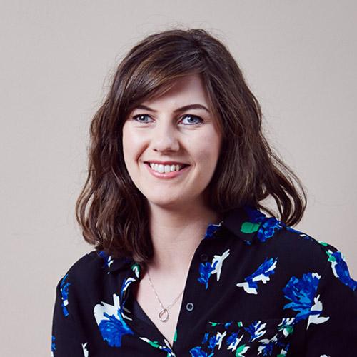 Portrait of Amy Grace