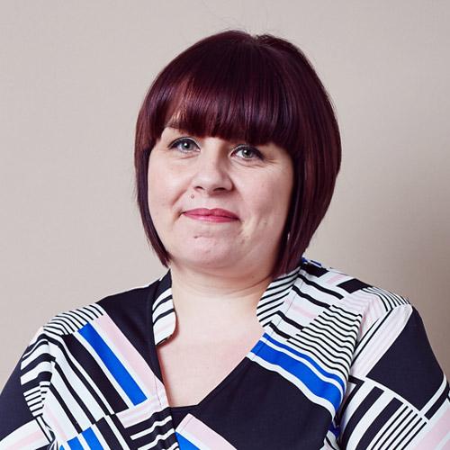 Portrait of Claire Newman