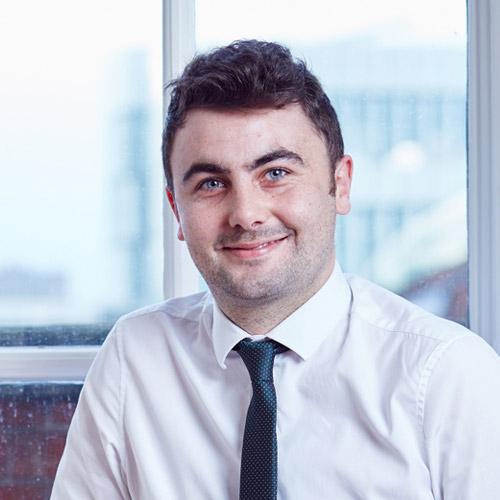 Portrait of Jordan Wheatley