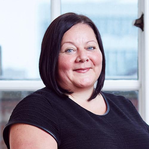 Portrait of Karen Weaver