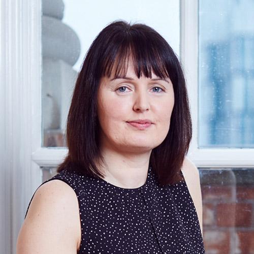 Portrait of Nicola McGuire
