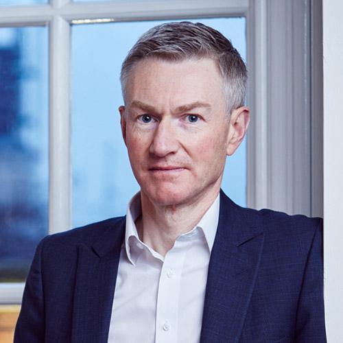 Portrait of Philip Shaw