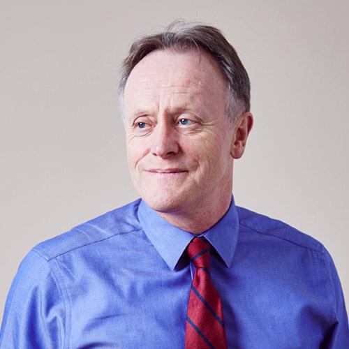 Portrait of Phillip Dewhurst
