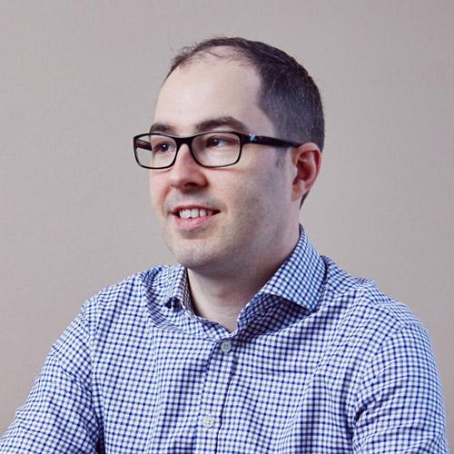 Portrait of Simon Carter
