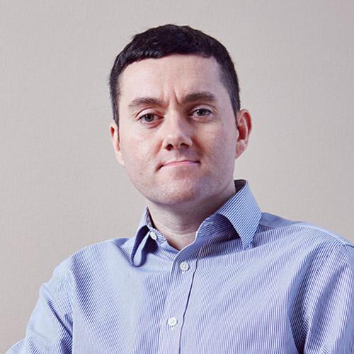 Portrait of Stephen Hughes
