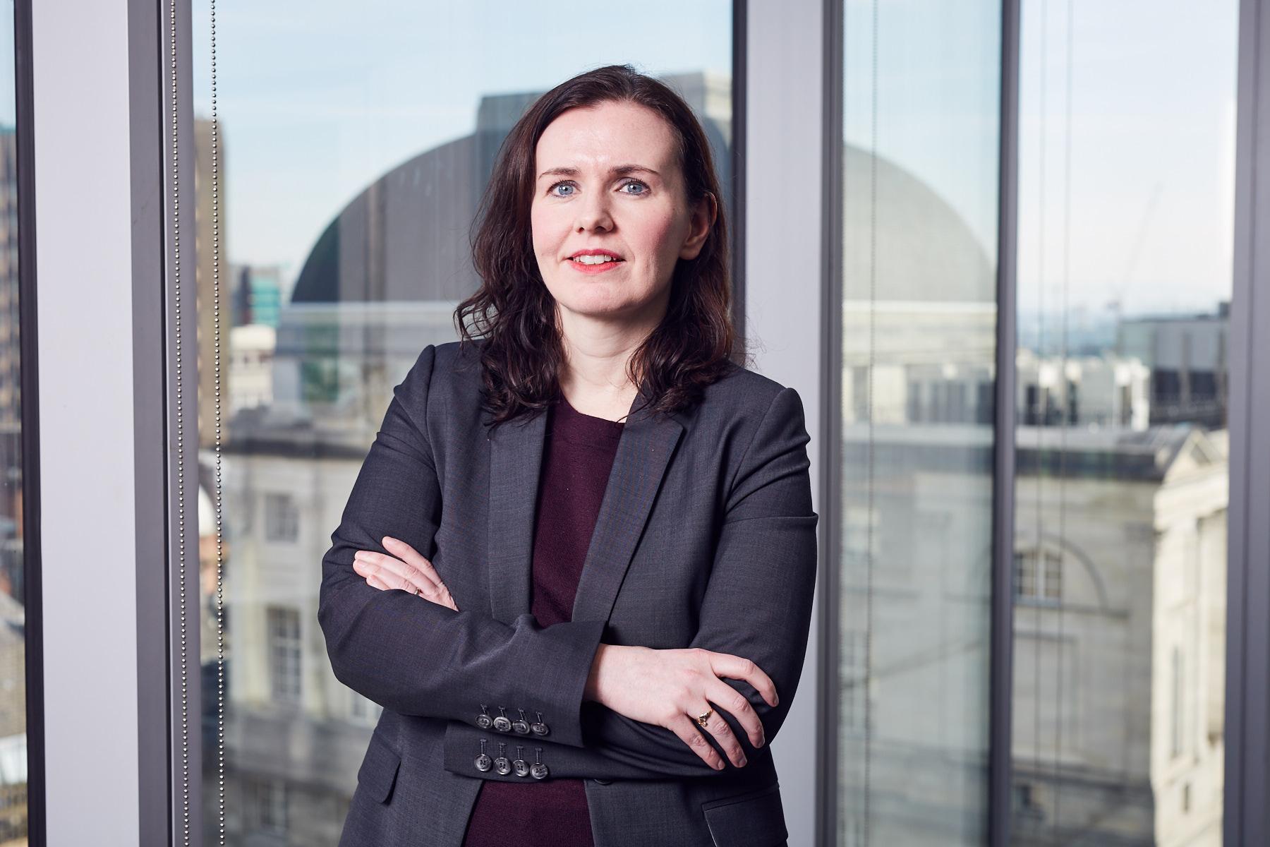Portrait of Roisin Duffy